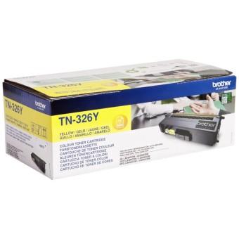 Originální toner Brother TN-326Y (Žlutý)