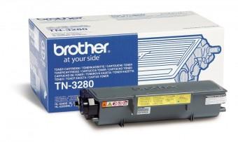 Originální toner Brother TN-3280 Černý