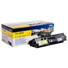 Toner do tiskárny Originální toner Brother TN-329Y (Žlutý)