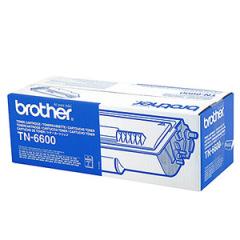 Toner do tiskárny Originální toner Brother TN-6600 Černý