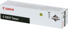 Toner do tiskárny Originální toner CANON C-EXV-7 (Černý)