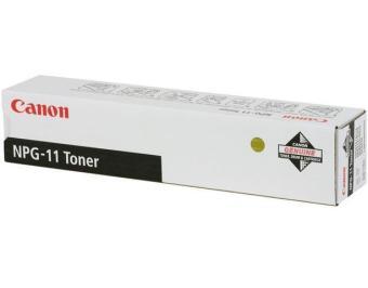 Originální toner s CANON NP-G11 (Černý)