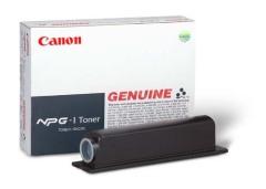 Toner do tiskárny Originální toner CANON NP-G1 (4xČerný)