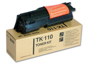 Originální toner KYOCERA TK-110 (Černý)