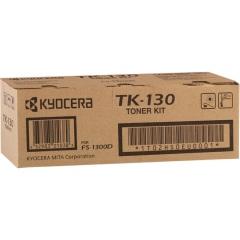 Toner do tiskárny Originální toner KYOCERA TK-130 (Černý)