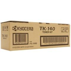 Toner do tiskárny Originální toner KYOCERA TK-140 (Černý)