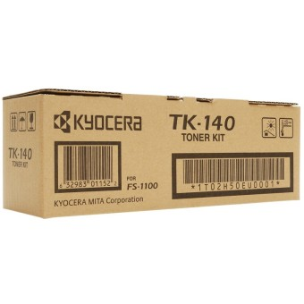 Originální toner KYOCERA TK-140 (Černý)