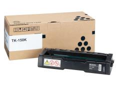 Toner do tiskárny Originální toner Kyocera TK-150 BK (Černý)