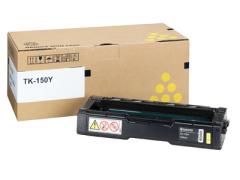 Toner do tiskárny Originální toner Kyocera TK-150 Y (Žlutý)