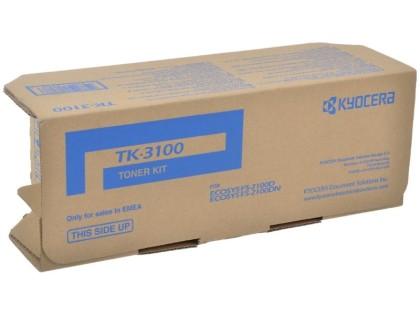 Originální toner KYOCERA TK-3100 (Černý)