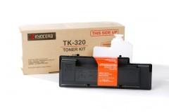 Toner do tiskárny Originální toner KYOCERA TK-320 (Černý)
