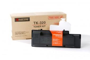 Originální toner KYOCERA TK-320 (Černý)