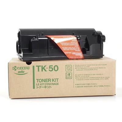 Originální toner KYOCERA TK-50 (Černý)