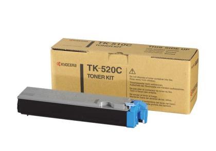 Originální toner KYOCERA TK-520C (Azurový)