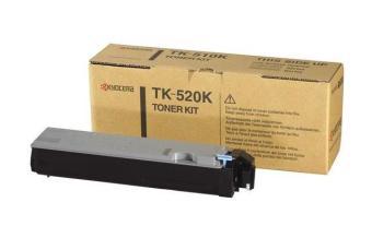 Originální toner KYOCERA TK-520 BK (Černý)