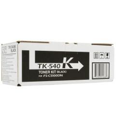 Toner do tiskárny Originální toner KYOCERA TK-540K (Černý)