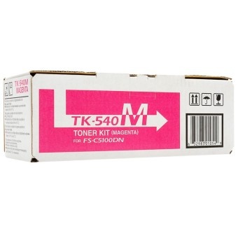 Originální toner KYOCERA TK-540M (Purpurový)
