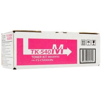 Originální toner KYOCERA TK-540 M (Purpurový)