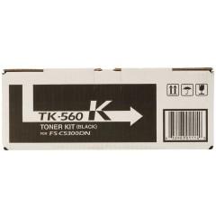 Toner do tiskárny Originální toner KYOCERA TK-560K (Černý)