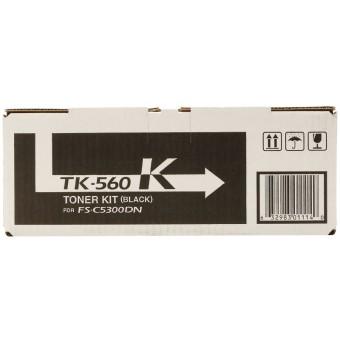Originální toner KYOCERA TK-560K (Černý)