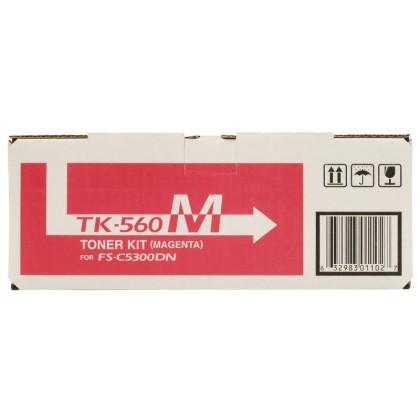 Originální toner KYOCERA TK-560M (Purpurový)