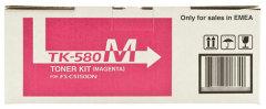 Toner do tiskárny Originální toner KYOCERA TK-580 M (Purpurový)
