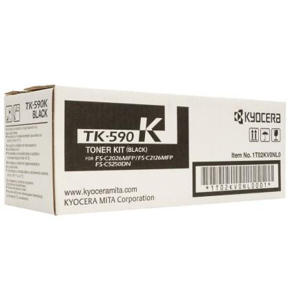Originální toner KYOCERA TK-590K (Černý)