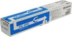 Toner do tiskárny Originální toner KYOCERA TK-895C (Azurový)