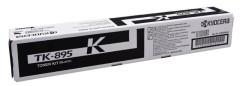 Toner do tiskárny Originální toner KYOCERA TK-895BK (Černý)