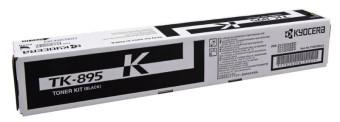 Originální toner KYOCERA TK-895K (Černý)