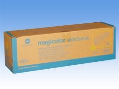 Toner do tiskárny Originální toner Minolta A0DK252 (Žlutý)