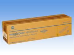 Toner do tiskárny Originální toner Minolta A0V305H/A0V306H (Žlutý)