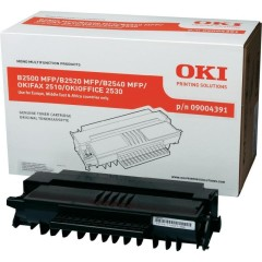 Toner do tiskárny Originální toner OKI 09004391 (Černý)