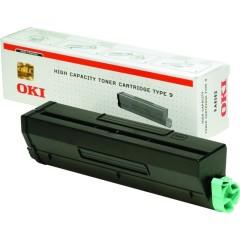 Toner do tiskárny Originální toner OKI 01101202 (Černý)