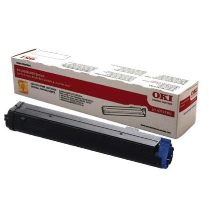 Originální toner OKI 43502302 (Černý)