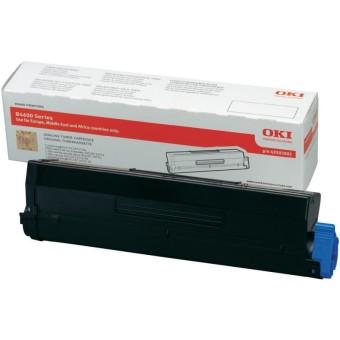 Originální toner OKI 43502002 (Černý)