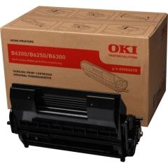 Toner do tiskárny Originální toner OKI 09004078 (Černý)