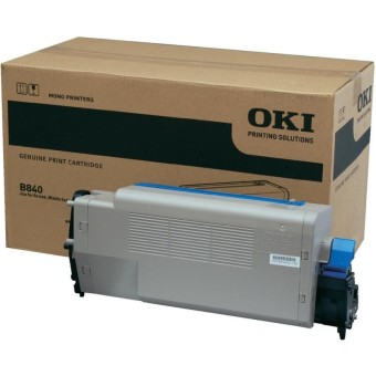 Originální toner OKI 44661802 (Černý)