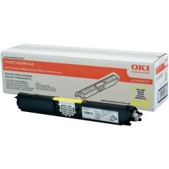 Toner do tiskárny Originální toner OKI 44250721 (Žlutý)