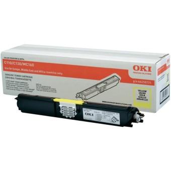 Originální toner OKI 44250721 (Žlutý)