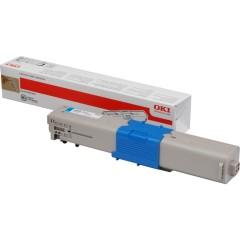 Toner do tiskárny Originální toner OKI 44973535 (Azurový)