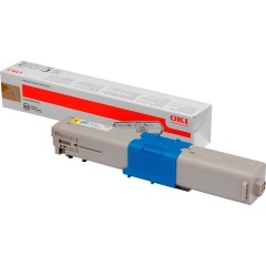Toner do tiskárny Originální toner OKI 44973533 (Žlutý)