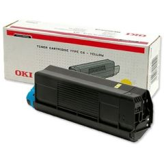 Toner do tiskárny Originální toner OKI 42804513 (Žlutý)