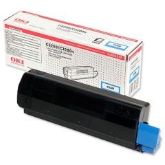 Toner do tiskárny Originální toner OKI 42804539 (Azurový)