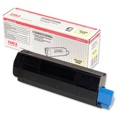 Toner do tiskárny Originální toner OKI 42804537 (Žlutý)