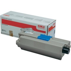 Toner do tiskárny Originální toner OKI 44469803 (Černý)