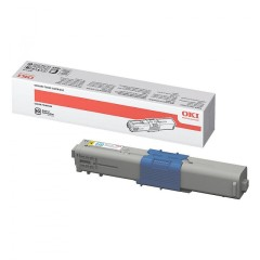 Toner do tiskárny Originální toner OKI 44469704 (Žlutý)