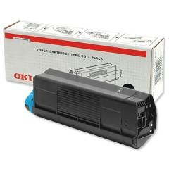 Toner do tiskárny Originální toner OKI 42804508 (Černý)