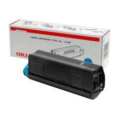 Toner do tiskárny Originální toner OKI 42804507 (Azurový)