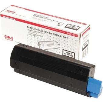 Originální toner OKI 42127457 (Černý)